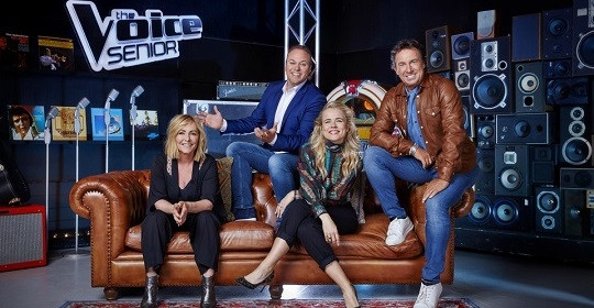 The Voice Senior, The Knockouts