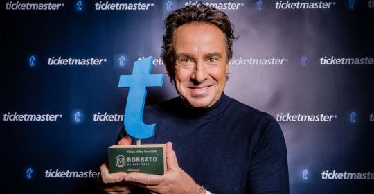 Ticket of the Year gewonnen!