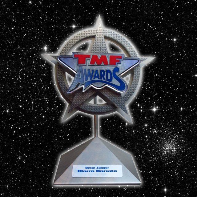 TMF Award Beste Zanger