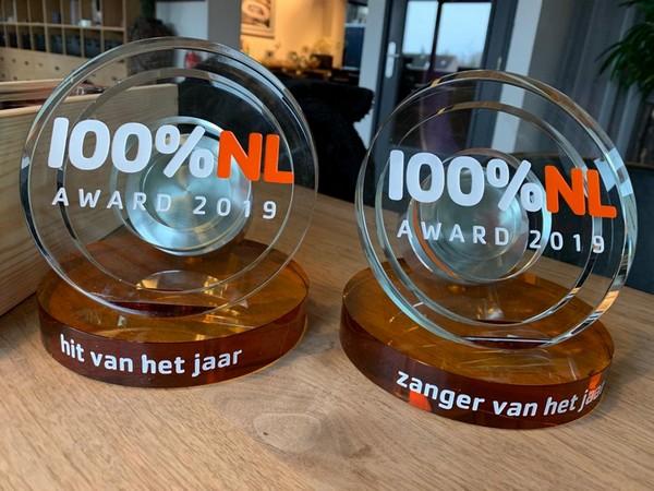 100% NL Awards gewonnen!